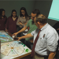Wargaming at Juan Carlos University